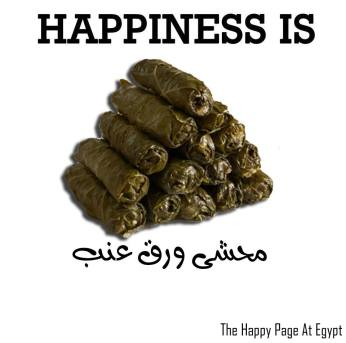 The happy page at Egypt